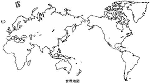 中国地图轮廓 高清