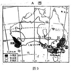 b,美拉尼西亚,加罗林,波利尼亚三大群岛 c,新西兰南北二岛,新几内亚