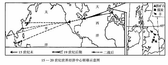 与解析 1.C 通过读图可以看出,甲地气温大约为-40,乙地气温约为2,丙地气温约为-20。又因该图是亚欧大陆60N纬线上某月平均气温分布状况图,所以可以确定乙位于欧洲西部沿海,甲位于亚欧大陆内部的蒙古西伯利亚地区,丙位于亚欧大陆的东部沿海。三地位于同一纬度位置,所以三地的白昼时间和正午太阳高度都相等。乙地由于受北大西洋暖流和西风影响,气温比同纬度的甲、丙高。故该题选C。 2.