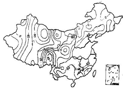 1956中国地图